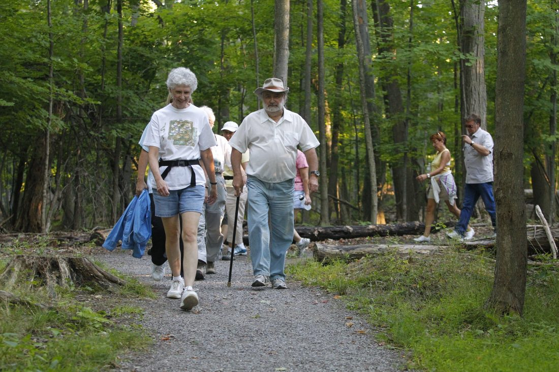 June 3 is National Trails Day