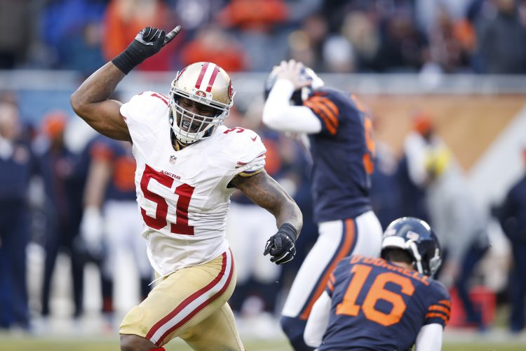 Report: Bills hosting former 49ers LB Gerald Hodges on free agent visit