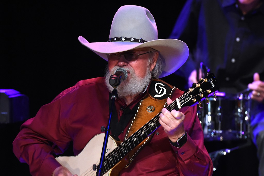 Charlie Daniels performs in October at the Country Music Hall of Fame in Nashville. (Getty Images)