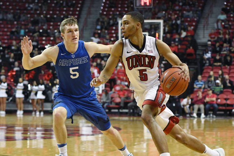 Bonnies get future security at guard with UNLV transfer Jalen Poyser