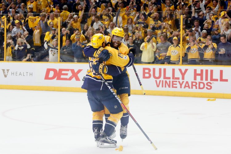 Bucky Gleason: Predators' success comes from smart decisions, not dumb luck