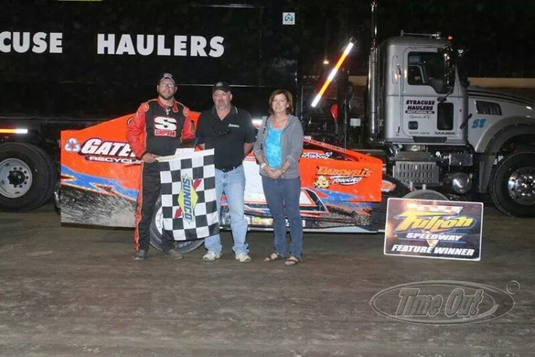 WNY Auto Racing: Emerling hits the dirt at Freedom