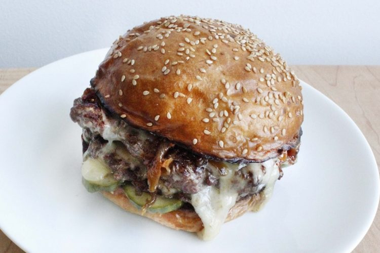 Restaurants offer burgers with mushroom-beef synergy