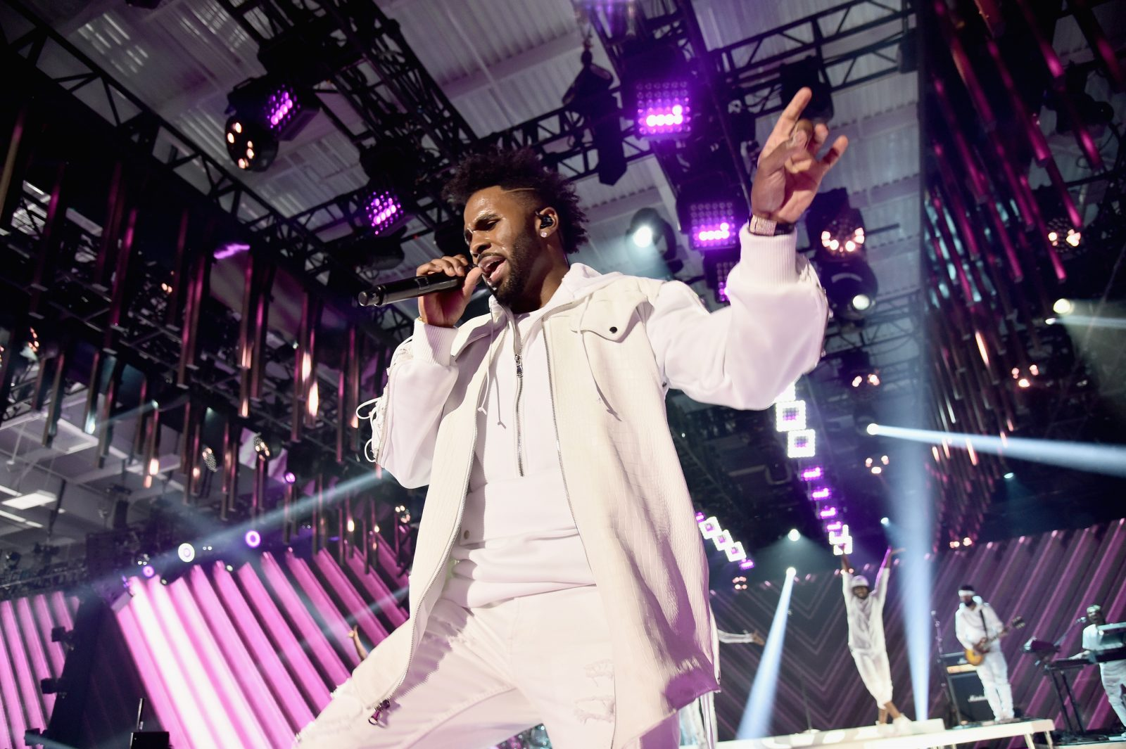 Jason Derulo will perform at the Erie County Fair. (Getty Images)