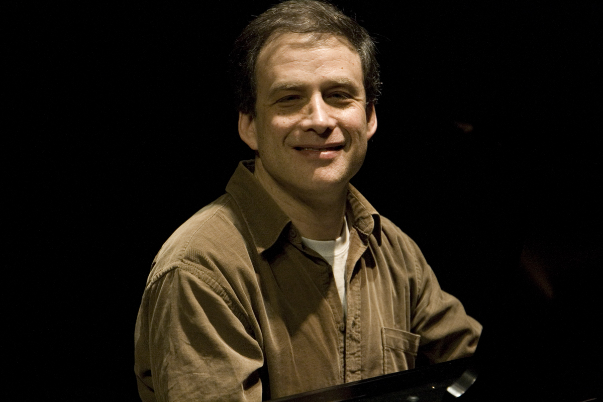 Pianist Dimitri Novgorodsky is helping to serve up 'A Musical Feast.'