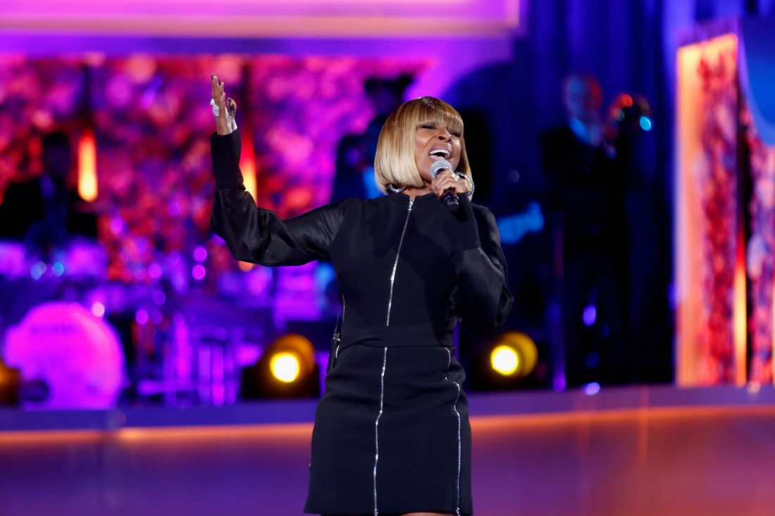 Mary J. Blige coming to Shea's Performing Arts Center August 4