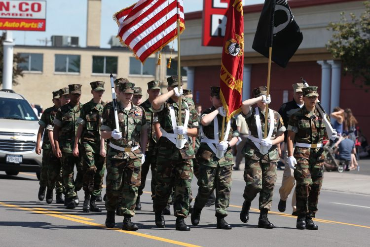 2017 Memorial Day parades and ceremonies in Erie, Niagara counties