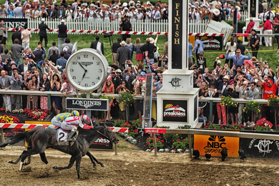 Cloud Computing dashes Triple Crown hopes