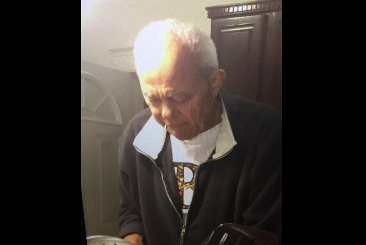 Rafael Vizcarrodo-Ocasio, 77,  was last seen driving a blue Smart car. (Buffalo Police)