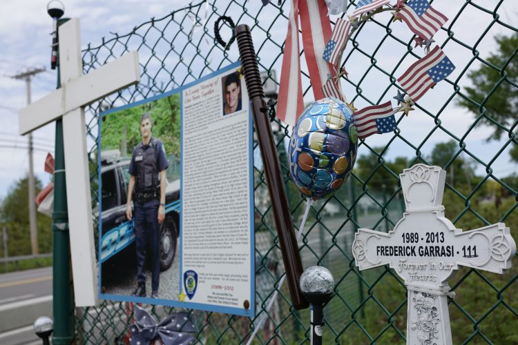 Stories of grief and love behind area's roadside memorials