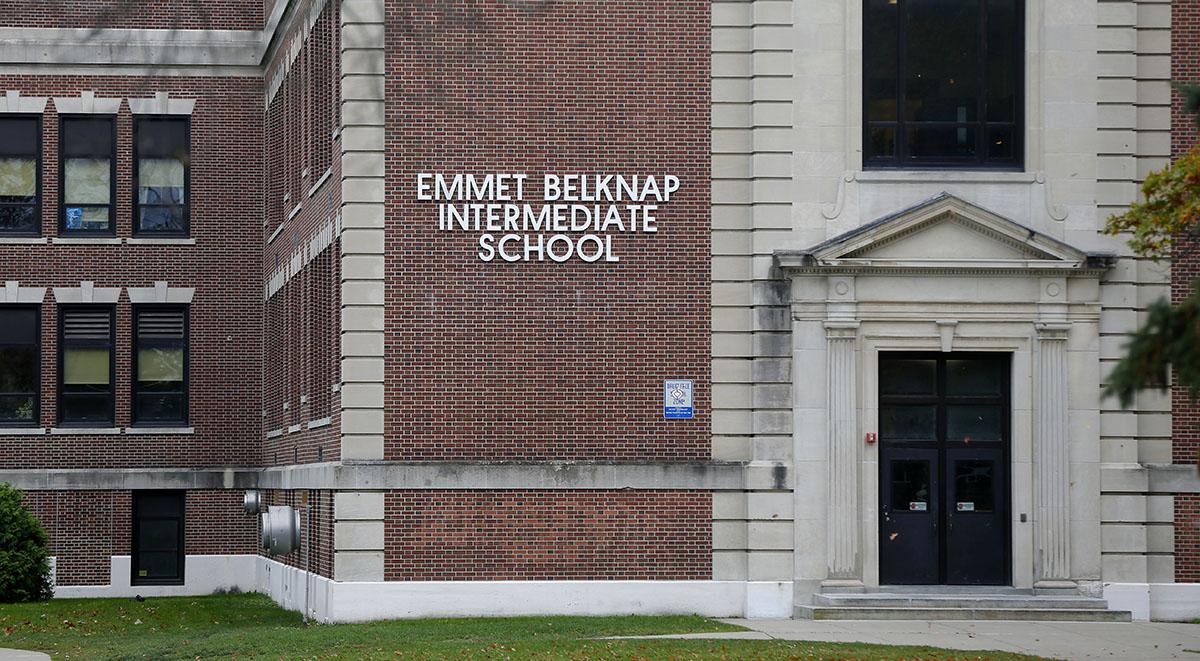 Emmet Belknap Intermediate School in Lockport. (Mark Mulville/News file photo)