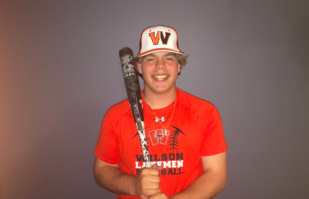 Wilson junior John Bender threw a perfect game against Niagara-Orleans League rival Roy-Hart on May 9.