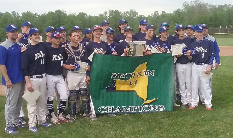Surprise! Williamsville South baseball beats Williamsville East for title