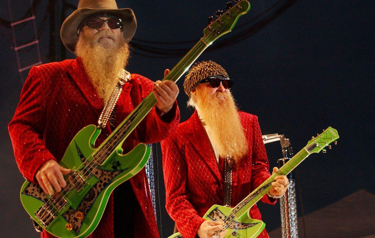 ZZ Top kicks off Artpark's 'Tuesdays in the Park' summer concert series on June 7.  (The Buffalo News, Robert Kirkham file photo)