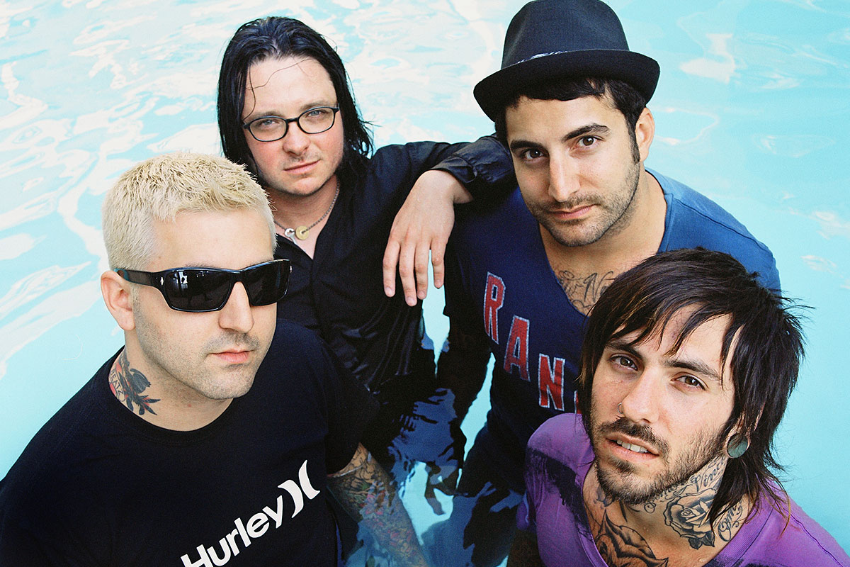 Bayside performs a sold-out show at Town Ballroom.