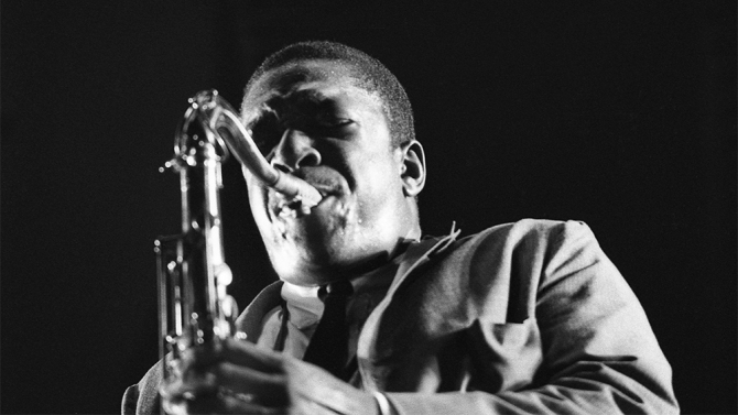 """Chasing Trane"" looks at the life of jazz great John Coltrane."