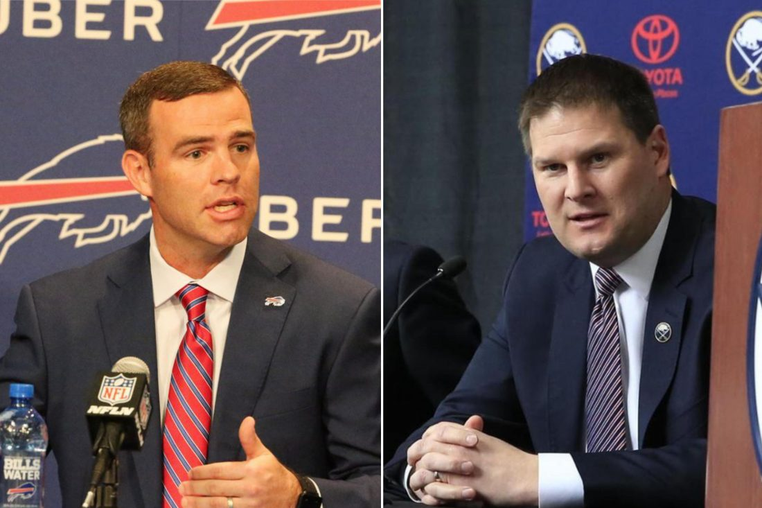 Bills new GM Brandon Beane foresees smooth transition
