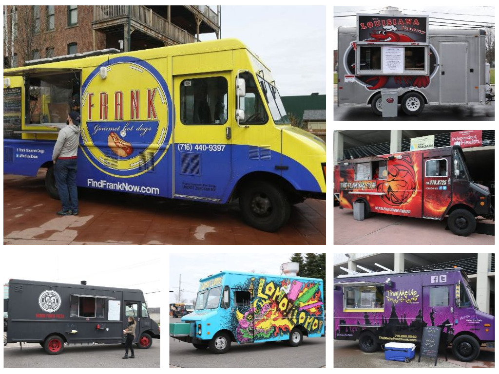 Buffalo News Food Truck Guide 2017