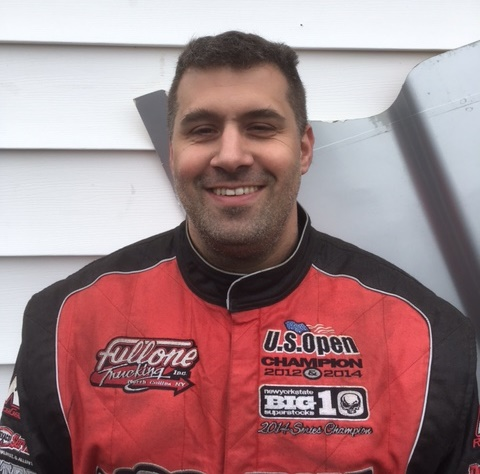 May 3 WNY Driver of the Week: Joe Mancuso