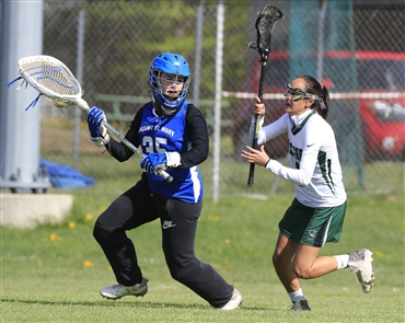Girls lacrosse: Lake Shore 20, Mount St. Mary 1