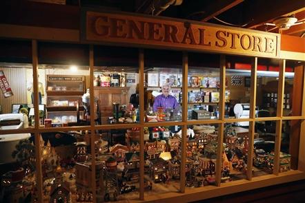 Inside Mike Igoe's General Store