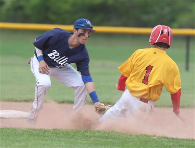 Baseball: Williamsville South 2, Williamsville East 1