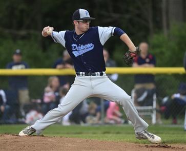 Boys baseball: Alden vs. Depew