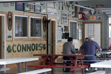 Connors Hot Dog Stand