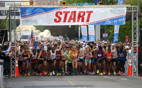 The 2017 Buffalo Marathon