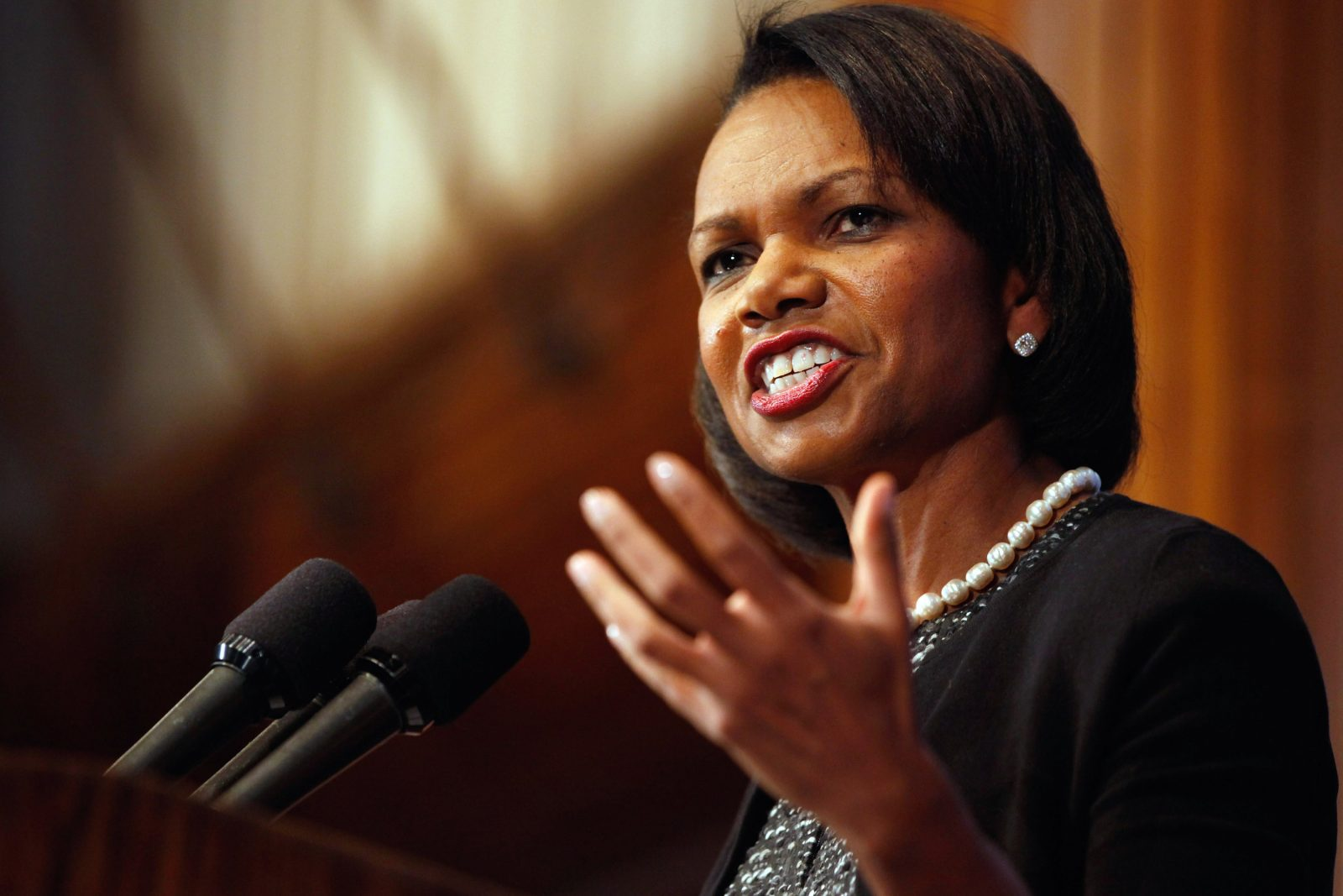Condoleezza Rice (Chip Somodevilla/Getty Images)