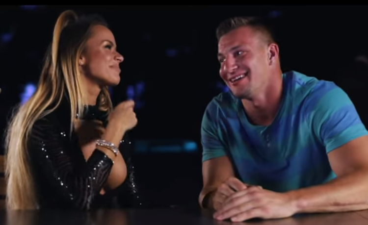 Watch: Gronk stars in Gronk-tastic new music video