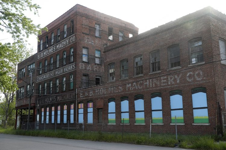 Dilapidated Cooperage building near Ohio Street may get new life
