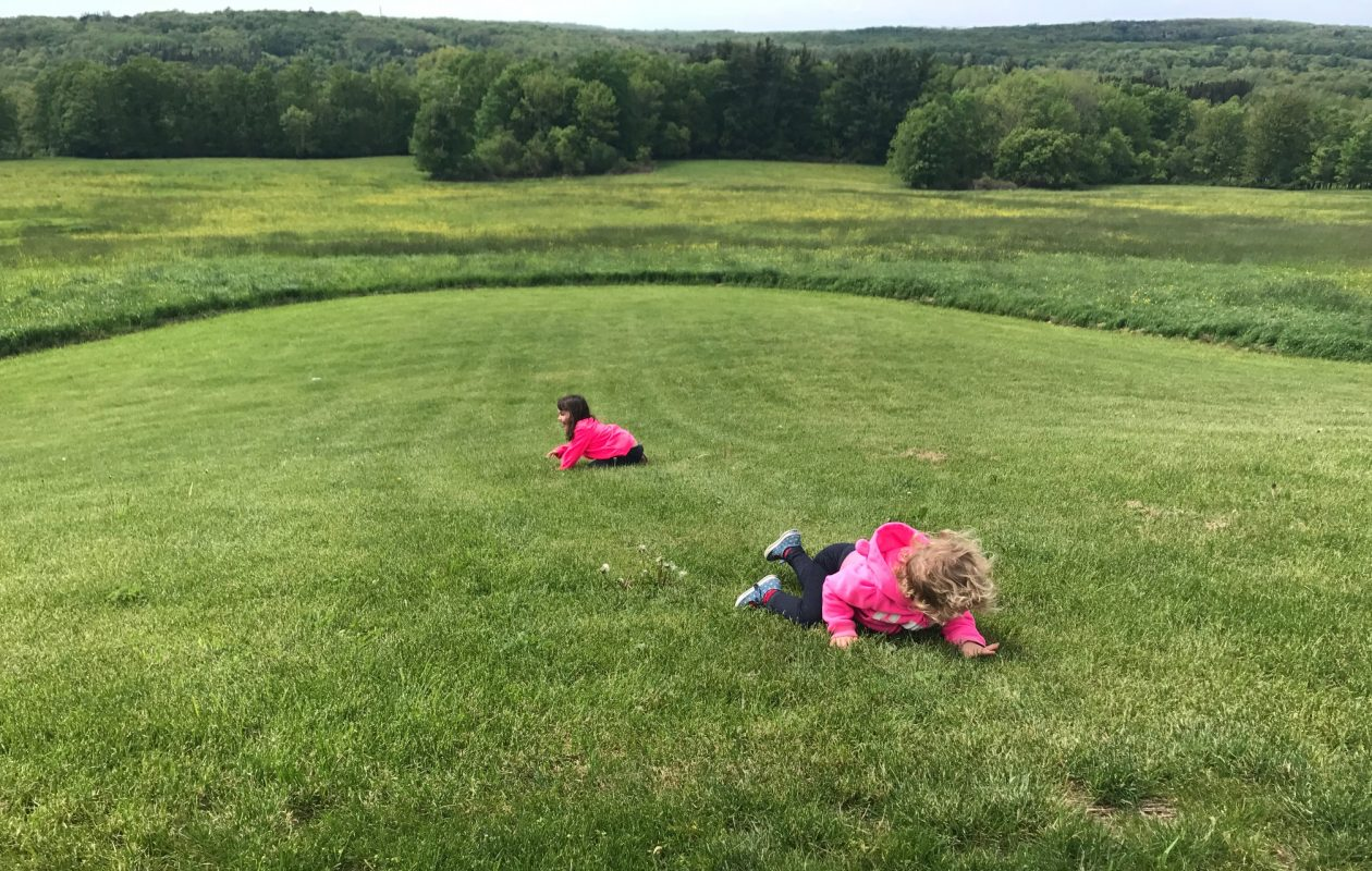 My kids love being outside, and it's good for them. Win-win. (Mary Friona-Celani/Special to The News)