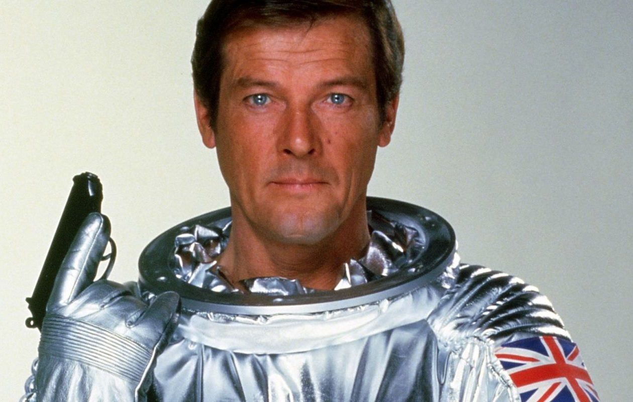 The North Park Theatre will host a tribute to the late Roger Moore with screenings of three of his films, including 'Moonraker.'