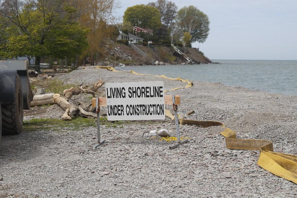NY Gov. Cuomo Declares State of Emergency Along Lake Ontario