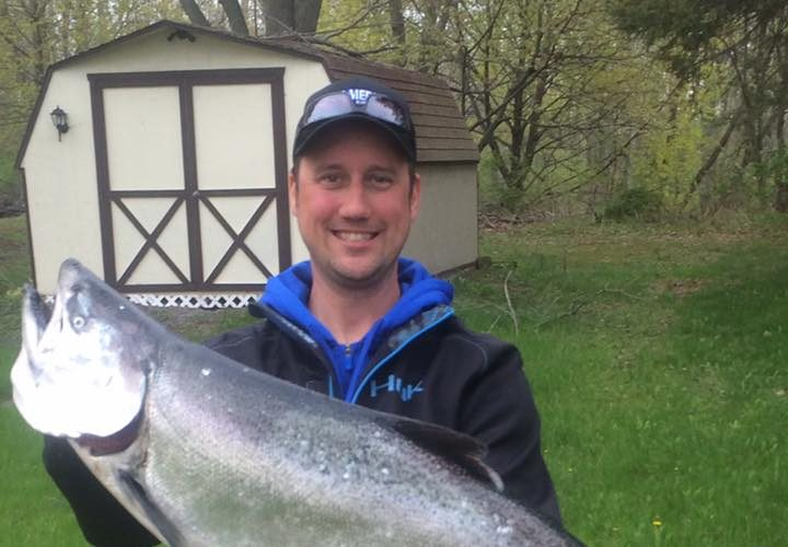 Change of heart results in $15,000 salmon
