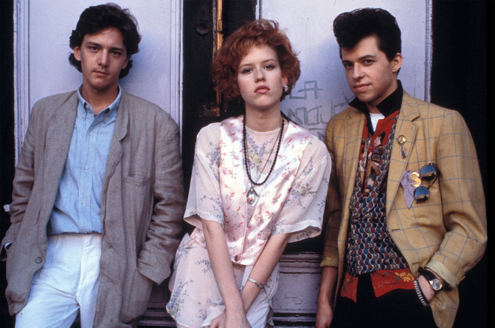 'Pretty in Pink' will be shown in a double feature with 'Say Anything' at the Transit Drive-In.