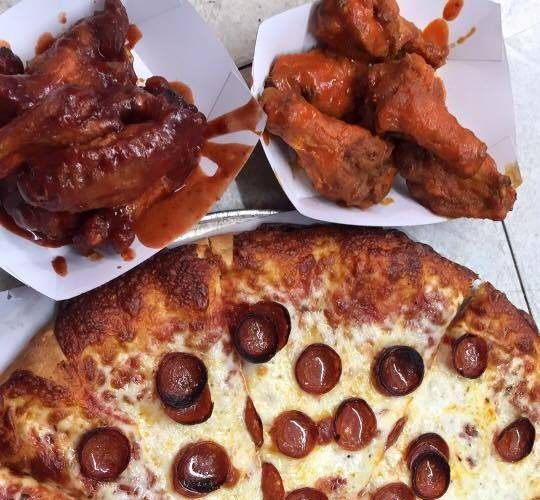 Ricotta's Pizza Niagara brings chicken souvlaki to Niagara Street