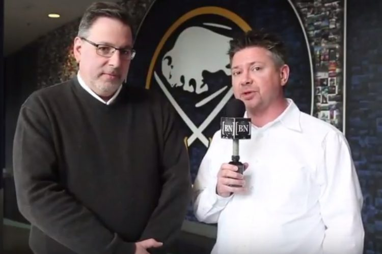 Watch: Our Team's Takeaway from new Sabres GM Jason Botterill's introduction