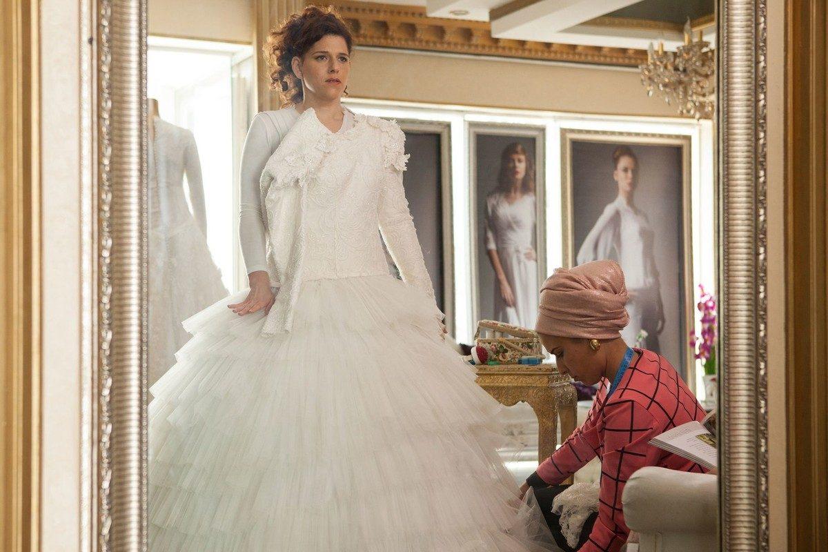 """Noa Kooler stars in """"The Wedding Plan."""""""