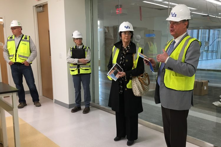 UB's medical school to be completed by Labor Day
