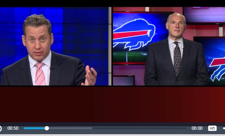 Watch: Vic Carucci discusses the Brandon Beane hire with Ch. 2's Adam Benigni