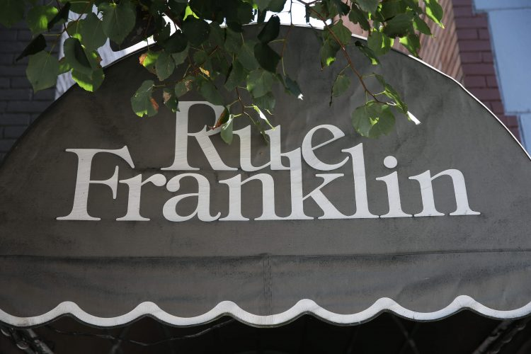 Fine-dining French restaurant Rue Franklin shuts its doors for good