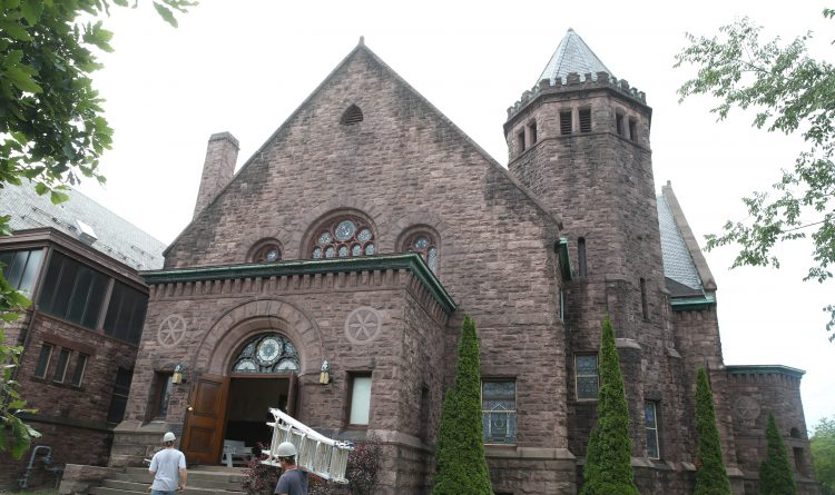 Plan to turn Richmond Avenue church into arts campus gets tax breaks