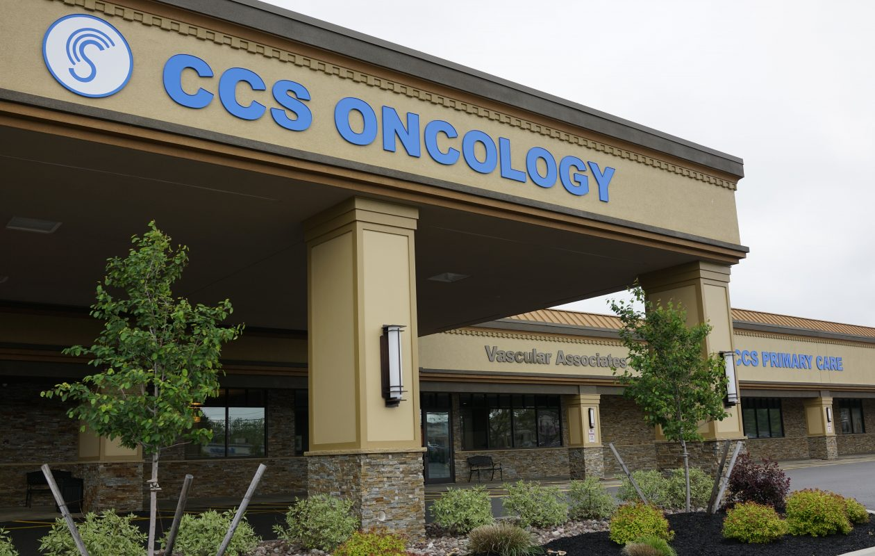 CCS Oncology in Orchard Park. Coverage for the cancer treatment provider was dropped by Independent Health forcing patients to choose between their cancer doctors and their health insurance provider.  CCS filed, and later withdrew,  a lawsuit against the insurer. (Derek Gee/Buffalo News)
