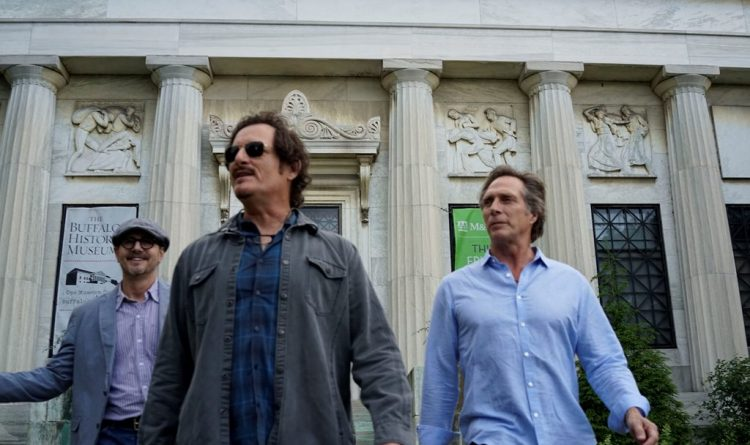 Fichtner happy to be back home as film starts shooting in Buffalo
