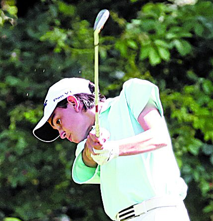 Fabricio Gaxiola shines in Junior Masters and other match-play results