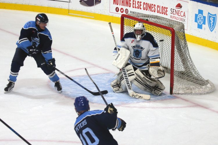 Move over Canada, Buffalo is days away from taking record for longest hockey game
