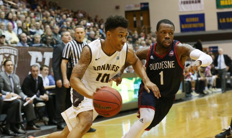 College Power 10: Bona's Jaylen Adams is WNY's top dog for 2016-17, and he'll be back