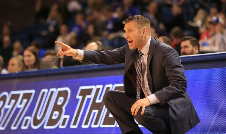UB men's basketball team to play Cincinnati in November event